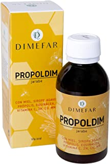 DIMEFAR - Propoldim Jarabe Natural Adultos -