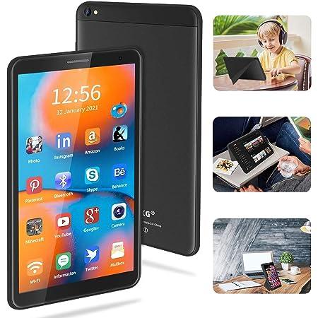 Tablet 8 Pulgadas Android 10.0 Tablets con 3GB RAM + 32GB ROM ...