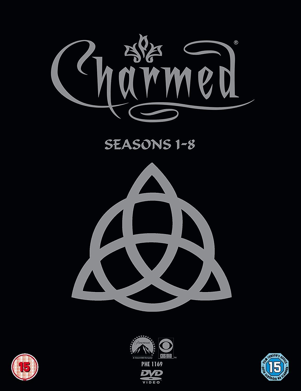 Charmed Regular dealer - Outlet sale feature Complete 1-8 DVD Seasons