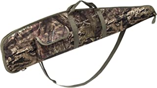 AUMTISC Rifle Case Soft for Scoped Rifles Shooting Shotgun Storage Hunting Bag with 44 48 52 Inch