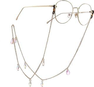 Eyeglass Chains For Women Beaded Reading Glasses Chain Cords Sunglasses Holder Strap Lanyards GA060