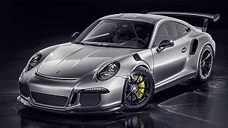 Porsche 911 GT3 RS CGI 2 Car Poster Print (24x36 Inches)
