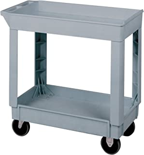 Continental Commercial All-Purpose Lab Cart, 34-3/8