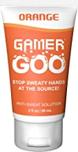 Gamer Goo Antiperspirant Dry Grip for Sweaty Hands – – Anti Sweat Hand Lotion – – Non Sticky, Non-Toxic, TSA Travel Safe, ...