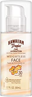 hawaiian tropic face