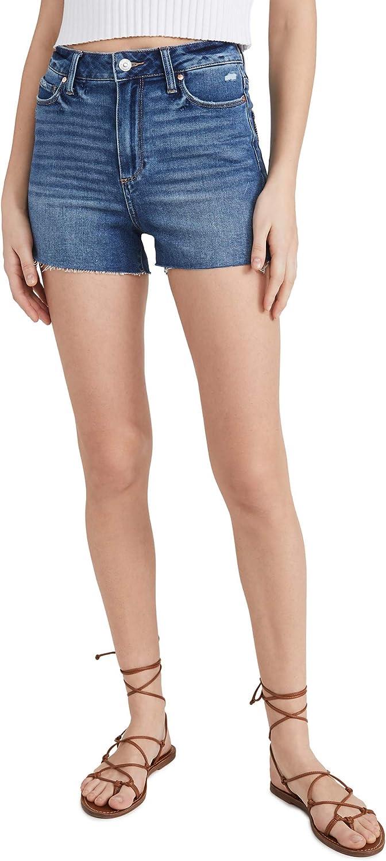 PAIGE Women's Margot discount wholesale Shorts