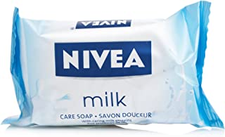Nivea Milk Care Soap Mydło w kostce 90g