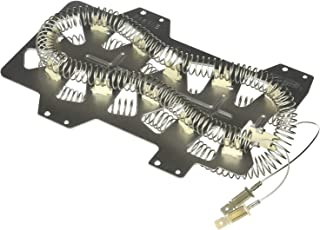 Antoble Dryer Heating Element for Samsung DC47-00019A AP4201899 PS11741835, Whirlpool 35001247