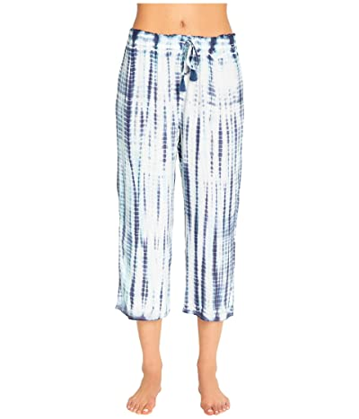 P.J. Salvage Morning Sunshine Sleep Pants (Aqua) Women