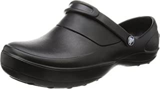 Crocs Women's Mercy Work Slip Resistant Clog | Great Nursing or Chef Shoe