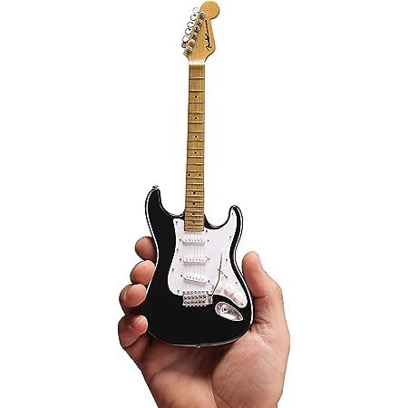 "Miniatur Gitarre Mini Guitar Fender/""stratocaster/"" 26 cm handgearbeitet airbrush"