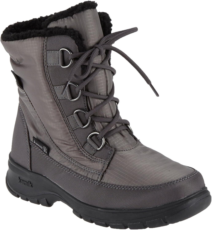 Kamik Women's Baltimorew Insulated Winter Boot