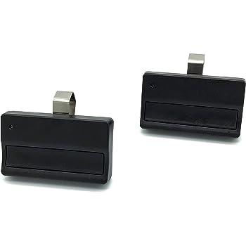 Gate1Access Replacement 371LM Compatible Garage Door Liftmaster Purple Program Button Remote Opener 2Pak