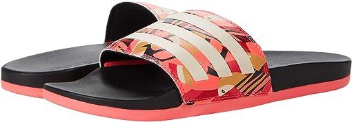 Core Black/Linen/Signal Pink