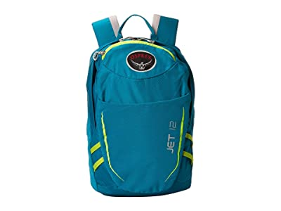 Osprey Jet 12 (Real Teal) Day Pack Bags