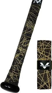 Vulcan 1.00mm Bat Grips/Gold Lazer
