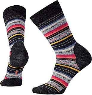 Women's Margarita Crew Socks - Merino Wool Performance Socks