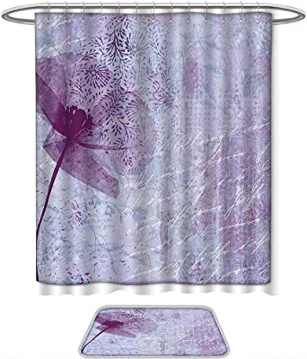 Amazon Com Thomas Paul Deer Transferware Shower Curtain Home Kitchen