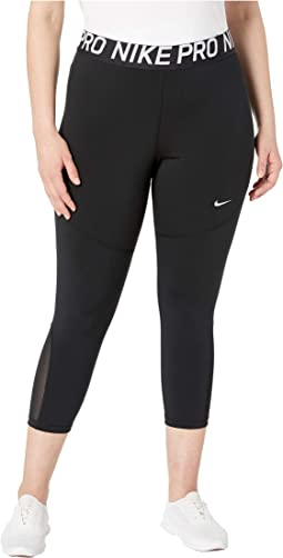 Pro Crop Tight (Sizes 1X-3X)