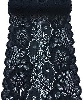 black stretchy material