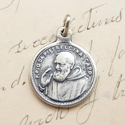 Rosa Mystica Catholic Medals @ Amazon com: