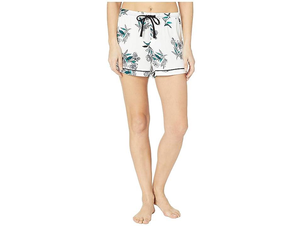 Splendid PJ Shorts (Whisper Floral) Women
