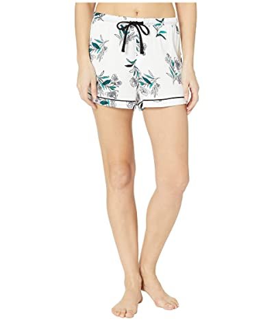 Splendid PJ Shorts (Whisper Floral) Women
