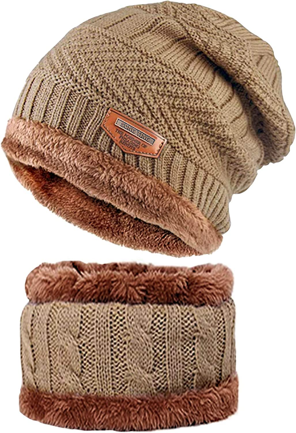 SINGARE Free shipping anywhere in the nation Kids Our shop most popular Winter Hat and Set Warmer Beanie S Scarf