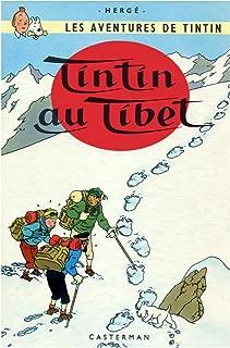 16x20 Decoration Poster.Interior Design Art.Tin Dog.French.Tintin at Tibet.6375