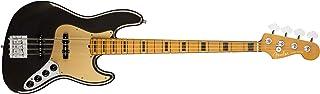 Fender エレキベース American Ultra Jazz Bass®, Maple Fingerboard, Texas Tea