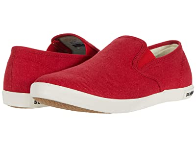 SeaVees Baja Slip-On Standard (Cherry) Women