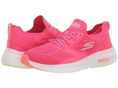 SKECHERS Go Run Smart (Hot Pink) Women