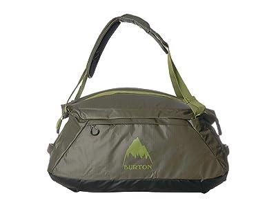 Burton Multipath Duffel 60L (Keef Coated) Duffel Bags