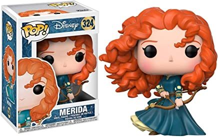 Funko- Pop Disney: Merida (21196)