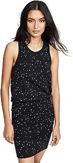 SUNDRY Women's Stars Sleeveless Dress