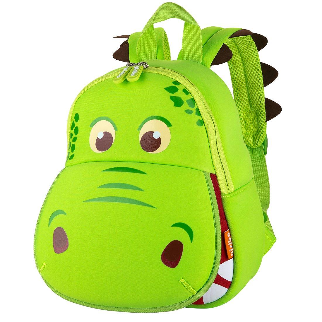 yisibo Cartoon Backpack Waterproof Toddler