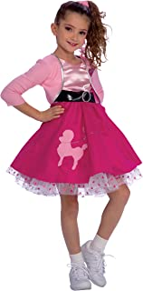 Best 50's costume for girl Reviews