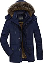 Best mens jacket with fur lined hood Reviews