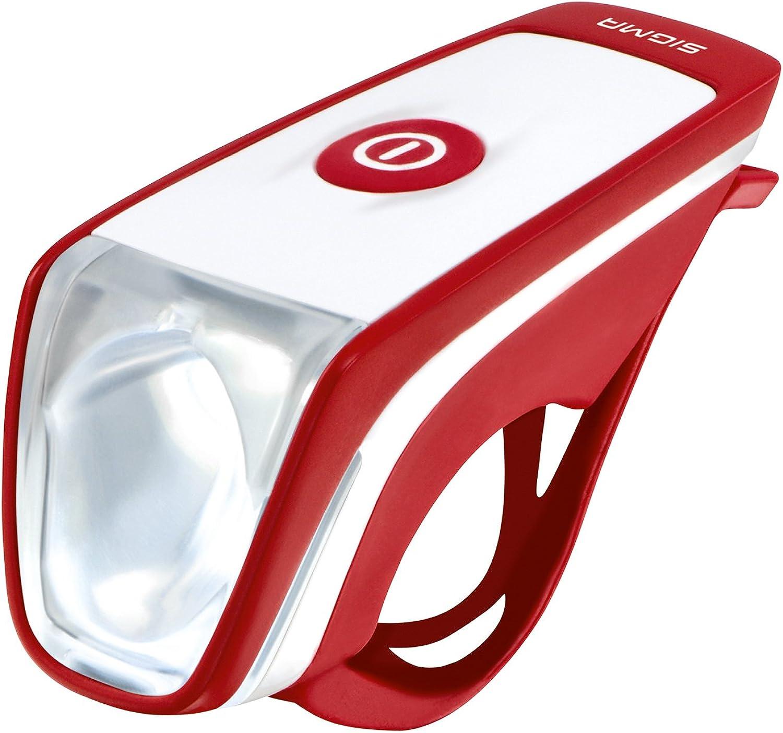 Sigma Led-Frontleuchte Led-Frontleuchte Led-Frontleuchte Siggi, Rot-Weiß B00G8QITSU  Gewinnen Sie hoch geschätzt 6735a1