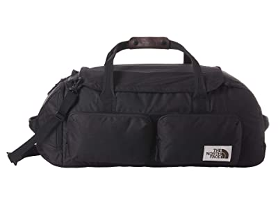 The North Face Berkeley Duffel Large (TNF Black Heather) Duffel Bags