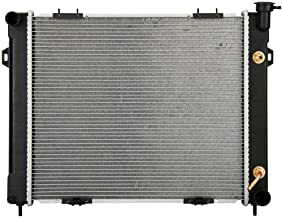 labwork Radiator 1394 Replacement fit for 1993-1997 Jeep Grand Cherokee Grand Wagoneer 5.2L