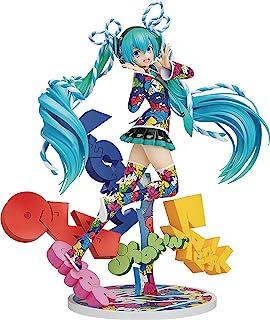 キャラクター・ボーカル・シリーズ01 初音ミク 初音ミク MIKU EXPO 5th Anniv. / Lucky☆Orb UTA X KASOKU Ver. 1/8スケール ABS&PVC製 塗装済み完成品フィギュア 84816