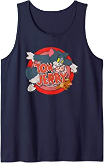 Tom and Jerry Cat & Mouse Tank Top
