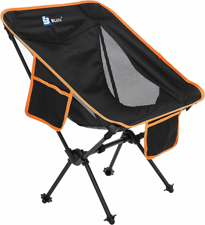 Bluu Ultralight Foldable Camping Chair $19.14 Coupon