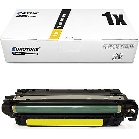 1x Eurotone Kompatibler Toner Für Hp Color Laserjet Enterprise M 552 553 X Dn N Ersetzt Cf363a 508a Bürobedarf Schreibwaren
