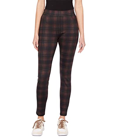 Sanctuary Grease Leggings in Earth Check (Earth Check) Women