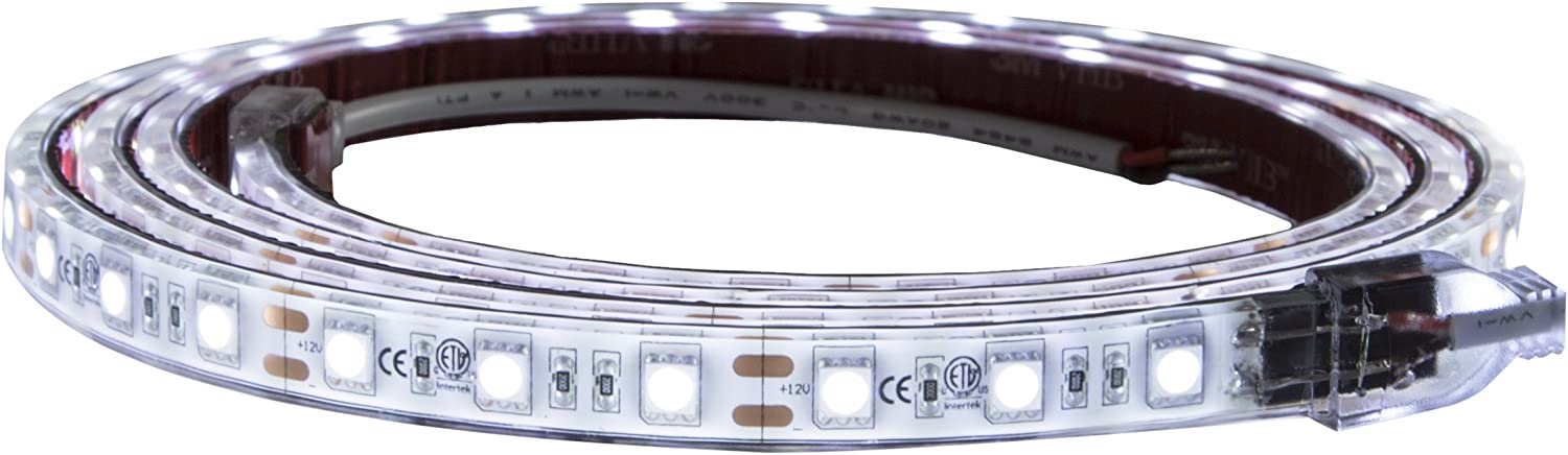 Omaha Mall Buyers Products 5624973 Clear 72 Strip Directly managed store 12VDC Light 48