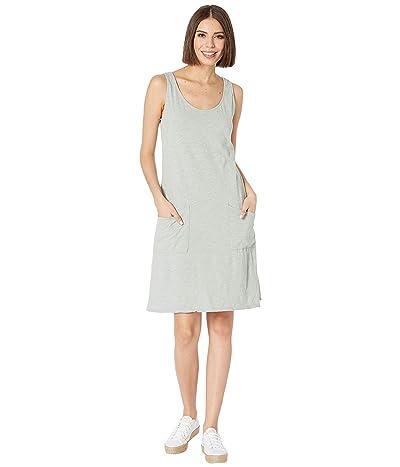 Fresh Produce Drape Dress (Slate Grey) Women