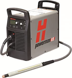 Hypertherm Powermax 65 G4 Plasma Cutter with Machine Torch & Remote On/Off Switch
