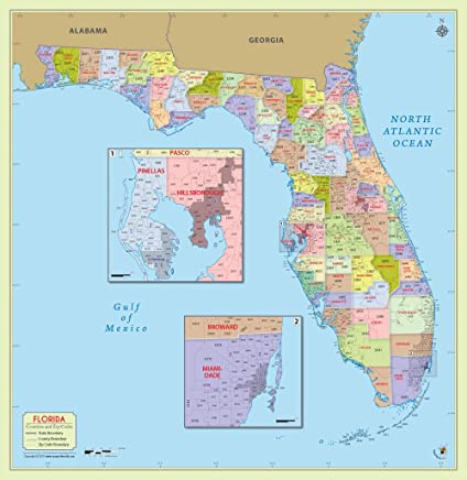 Florida On The World Map.Maps Of World Online Store Amazon Com